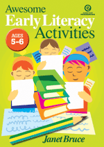 Awesome Early Literacy Activities for Juniors