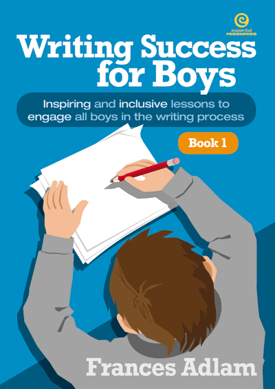 Writing Success for Boys -  Bk 1 Yrs 3-4 Cover