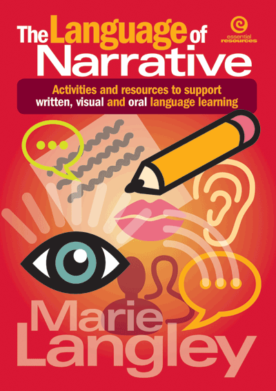 The Language of Narrative Cover