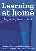 Learning at Home – Beginning Level 4: Pack 1