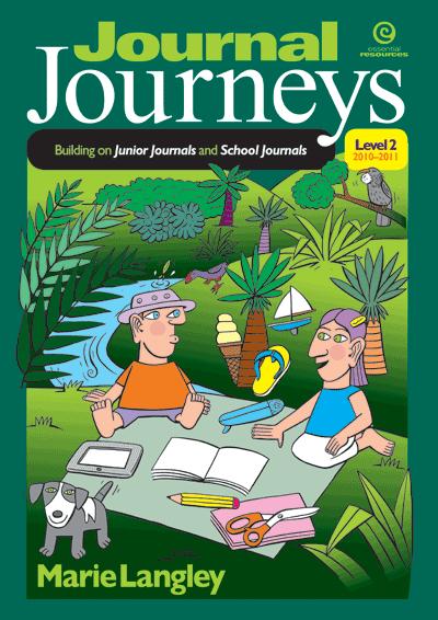 Journal Journeys, Level 2, 2010–2011 Cover
