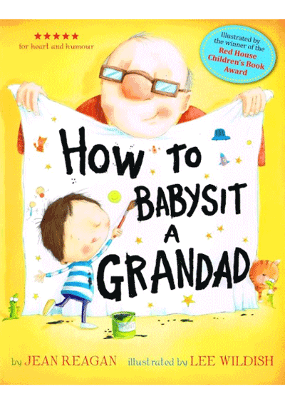 How to Babysit a Grandad Cover