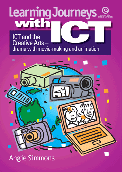 Learning Journeys with ICT: Drama Cover