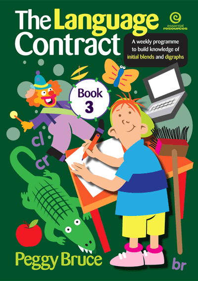 The Language Contract Bk 3 Cover