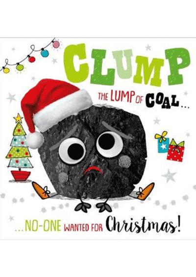 Clump the Lump of Coal Cover