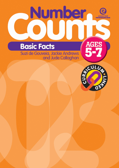 Number Counts: Basic facts (Stages 1-3) Cover