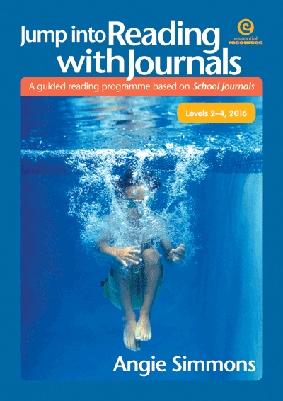 Jump into Reading with Journals (Levels 2-4), 2016 Cover
