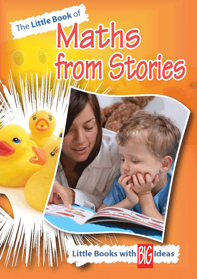 The Little Book of Maths from Stories Cover