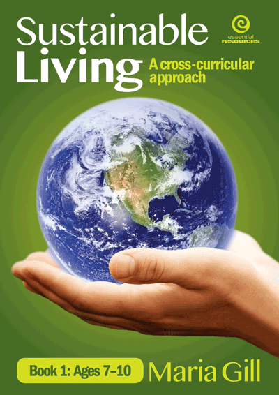 Sustainable Living Bk 1 Ages 7-10 Cover