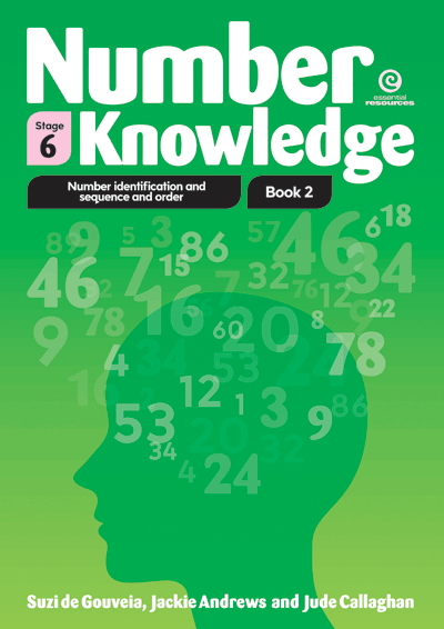 Number Knowledge: Sequence and Order (Stage 6) Cover