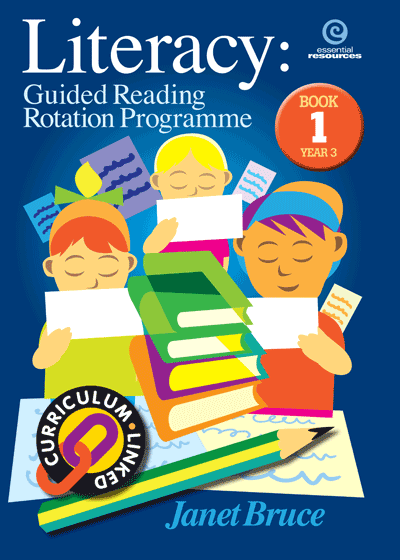 Literacy: Guided Reading Rotation Programme Bk 1 Cover