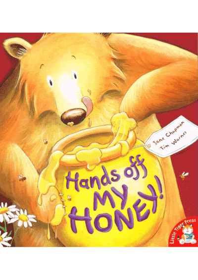 Hands Off My Honey! Cover