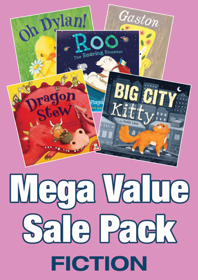 Mega Value Pack - Assorted picture books Cover