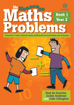 No Nonsense Maths Problems Yr 2 Bk 1