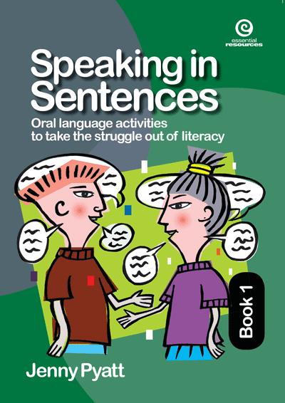 Speaking in Sentences Bk 1 Cover
