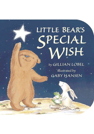 Little Bear's Special Wish Cover
