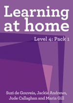 Learning at Home – Level 4: Pack 1
