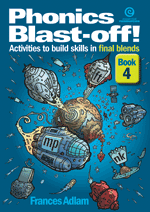 Phonics Blast-off! Bk 4