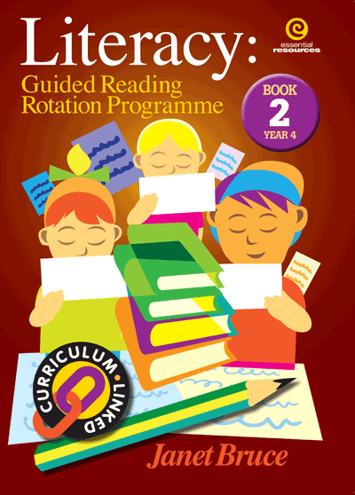Literacy: Guided Reading Rotation Programme Bk 2 Cover