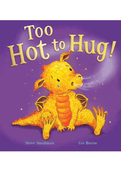 Too Hot to Hug Cover
