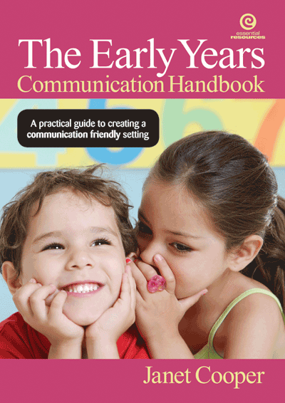 The Early Years Communication Handbook Cover
