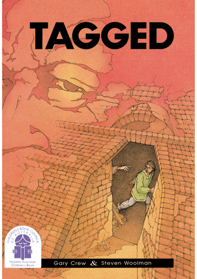 Tagged (hc) Cover