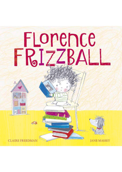 Florence Frizzball Cover