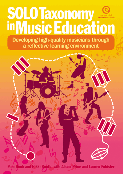 SOLO Taxonomy in Music Education Cover