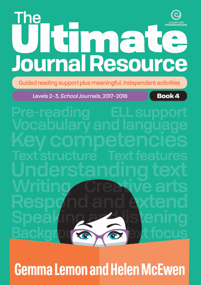 The Ultimate Journal Resource - Bk 4 Cover