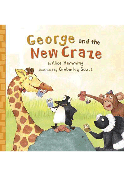 George and the New Craze Cover