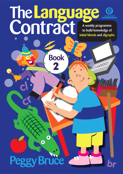 The Language Contract Bk 2 Cover