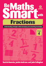 Be Maths Smart with Fractions, Stage 4