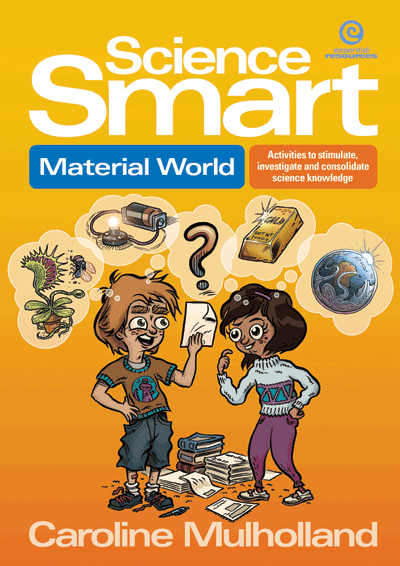 Science Smart - Material World Cover