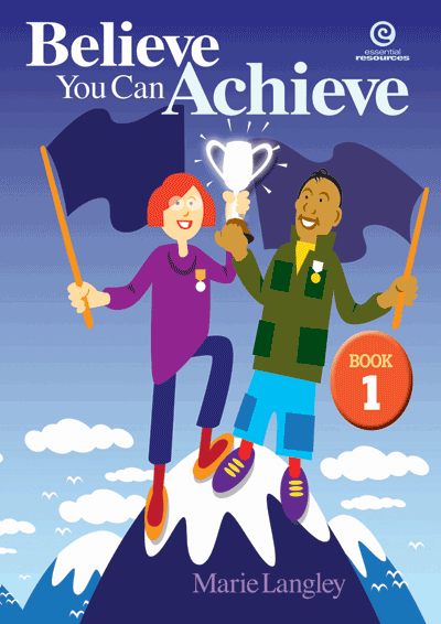 Believe You Can Achieve Bk 1 Cover