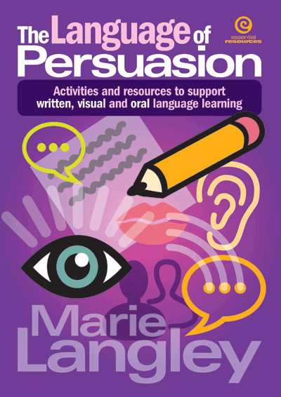The Language of Persuasion Cover