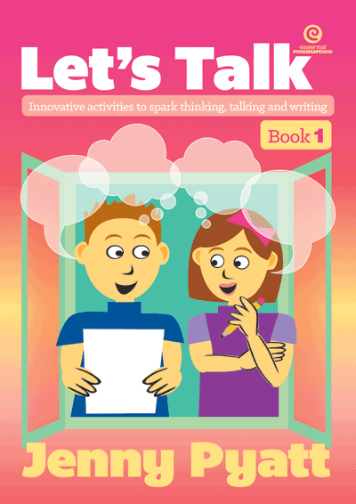 Let's Talk Book 1 Cover