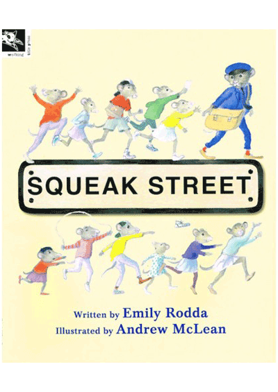 Squeak Street Cover