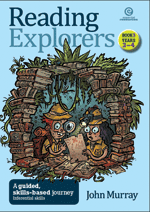 Reading Explorers Bk 3 Yrs 3–4: Inferential and study skills
