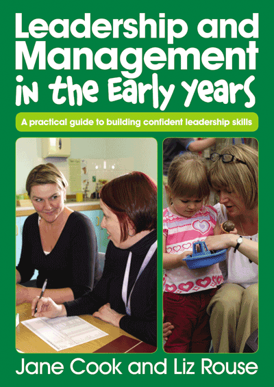 Leadership and Management in the Early Years Cover