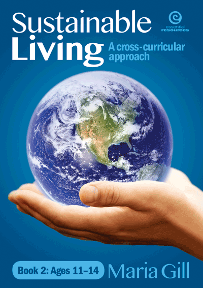 Sustainable Living Bk 2 Ages 11-14 Cover