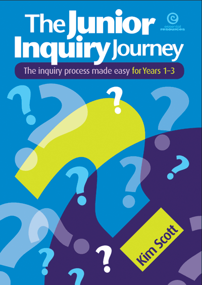 The Junior Inquiry Journey Yrs 1-3 Cover