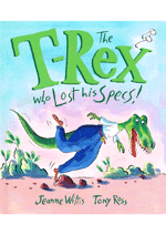 The T-Rex who lost his specs