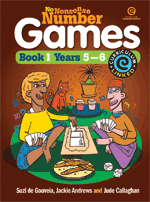 No Nonsense Number Games Bk 1 (Ys 5-6)