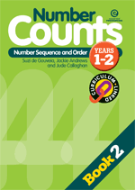 Number Counts: Sequence and order (Yrs 1-2)