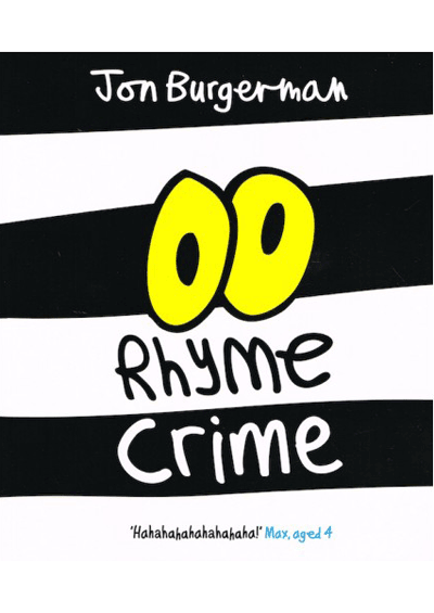 Rhyme Crime Cover