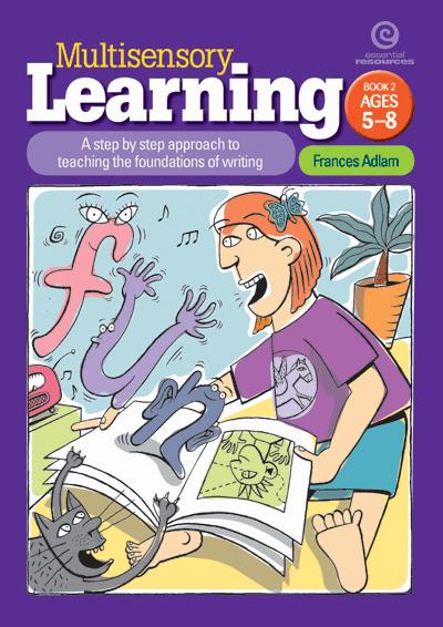 Multisensory Learning Bk 2: Writing Cover