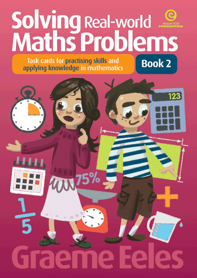 Solving Real-world Maths Problems Bk 2 Cover