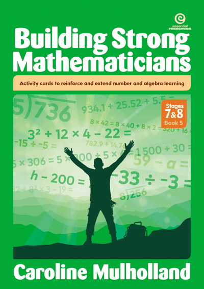 Building Strong Mathematicians Bk 5 Cover