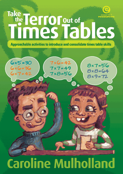 Take the Terror Out of Times Tables Cover