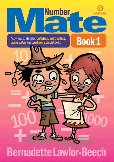 Number Mate Bk 1 Cover